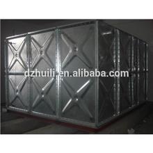 combine hot galvanized water tank Q235
