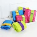 Viagens portátil dobrável saco de armazenamento sapato