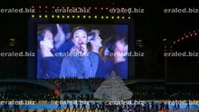 Energy saving full color HD LED video display screen commercial trucks and vans