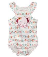 BYM 9116 baby girl romper