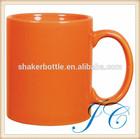 Special Design Gold Plating Handle cheap ceramic mugs