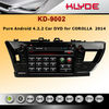Free Maps Android Rockchip 3066 Car Dvd Touch Screen Radio For Toyota Corolla