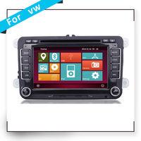 AL-7039 Dashboard Placement Hot Sale Car DVD GPS Navigation for VW Passat
