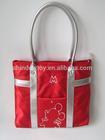 fashion Mickey Mouse print handbag laptop for woman