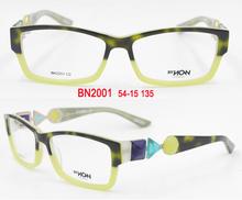 2014 fashion new design eyewear acetate optical frame