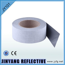 EN471 grey reflective sew on fabric tape made in China