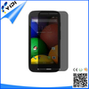 accessories cell phone screen filter privacy screen film for Moto E