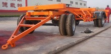 7cx-20 t trailer used truck trailer price with CE certificate