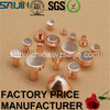 Alibaba Gold Supplier Electrical Contact NO NC Micro Switch Parts Bimetal Element Spot Platinum
