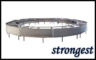 Machine tool frame for CNC machine