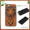 New arrival wood case cover for iphone 5, Telephone Case,Cell Phone Cases,For iPhone4s Equipment Case