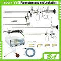 Médico resectoscopio/resectoscopio conjunto/resectoscopio urología