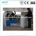 aluminio baide tubería hidráulica y el perfil de flexión de la máquina de laminación