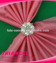 Top Sale Beautiful Rhinestone Wedding Napkin Ring For Table Decoration