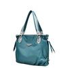 Large Canvas Leather Travel Bag, Messenger Shoulder Bag, Handbag