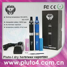 High quanlity custom logo electronic cigarette PLUTO 1 vaporizer factory price