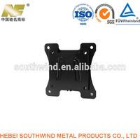 Customized Surface TV Moniter Sheet Metal Stamping Wall Bracket Parts Fabrication
