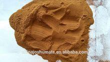 potassium Fulvic Acid Powder with 15% Fulvic acid----organic fertilizer