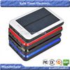 mobile phone battery bank solar charger For smartphone Camping 20000mah