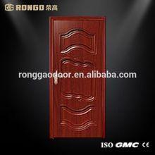 wooden door display rack skin