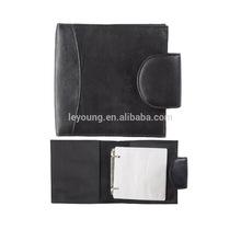 Personlized Leather CD/DVD Storage Binder Holder