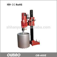 concrete diamond core drilling OB-405E