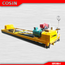 Cosin CZP219D-4 asphalt&concrete paver machine with best price