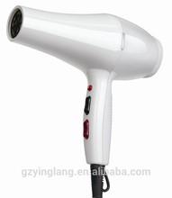 ionic light Professional hair dryer 2200W salon dryer