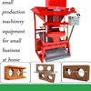 make in china Eco 2700 bullet making machines/bricks and blocks/brick machine making
