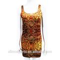 La mejor calidad precio de china vestido/ropa de las mujeres