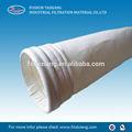 aramida filtro de bolsa de zinc para la sinterización de plomo de la cola de la máquina tapa de la olla