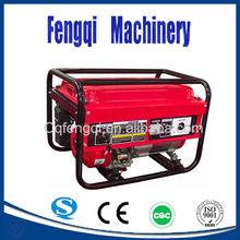 CE 4-stroke/4.5KVA generador Gasoline portable Generator