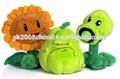 caliente vender las plantas de zombies vs 2 juguetes de peluche