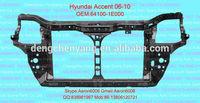 parts hyundai verna 06-10 radiator support 64101-1E000