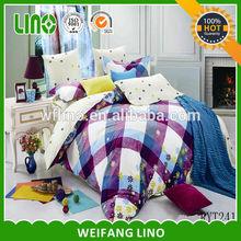 Popular design textil design for bed sheet/wholesale indian kantha quilts/bedding cover sheet duvet quilt