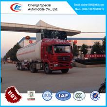 3 axle 60000L LPG propane tank semi trailer