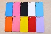 "High quality matt pc phone case for iphone 6 4.7"" 5.5"""