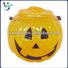 Halloween pumpkin,plastic pumpkin barrel