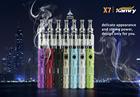 free sample chicha electronic vaporizer pen style x7 vaporizer starter kit,China custom vaporizer pen Kamry X7 vape wholesale