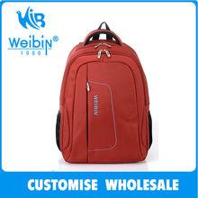 Weibin 15 inch hot sale high school musical laptop backpack