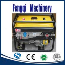 10kw single phase 220V electric start 690cc generator