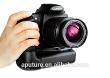 Professional for Canon 600d battery grip 550D 600D 650D T2i T3i T4i replace BG-E8