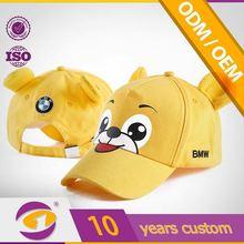 Better Cap New Design Competitive Price Custom Shape Printed Baby Girl Flower Hat