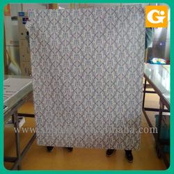 Fabric Block Girls Top Printing Designs Printing