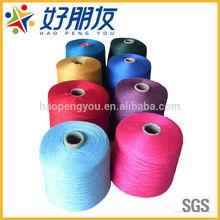 100 cotton blend yarn for sewing thread/ knitted underwear/sportswear