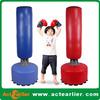 PVC material Free Standing Boxing Punching Bag
