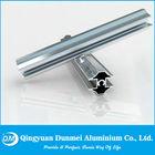 Powder coated profile aluminium extrusion case