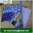 a4 size pvc handmade file decoration for school and office supplies RYX-LF009