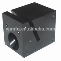 Black anodizing 7075 aluminum milling cnc part