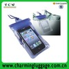 2014 Latest OEM manufacturer mobile phone waterproof bag for gift